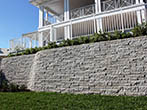 retaining walls and patio walls