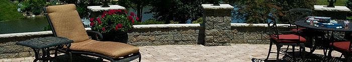 Retaining Walls and Seating Walls