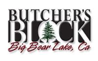 Butchers Block Big Bear Lake