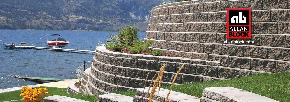 retaining wall AB Collection