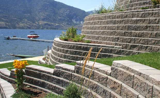 Concrete Block Retaining Wall Design concrete block retaining wall design perfect glen cadoo cool block retaining wall design manual Retaining Walls
