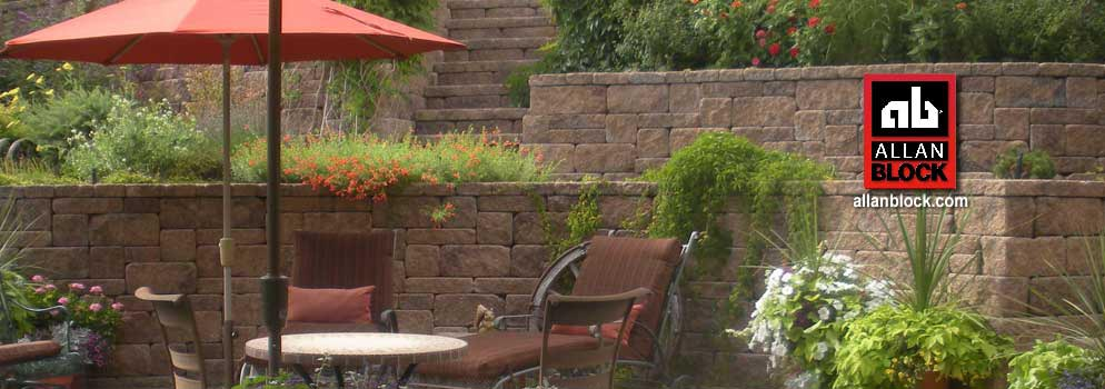 retaining wall AB Europa Collection