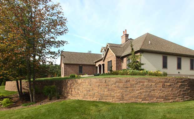 Home Retaining Walls And Other Outdoor Landscaping Projects