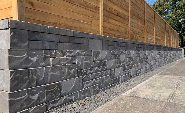 retaining wall - AB Aztec Collection