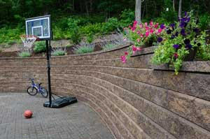 retaining wall - AB Collection