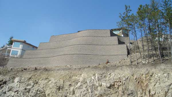 Technical Newsletter Issue 11 Retaining Walls And Steep
