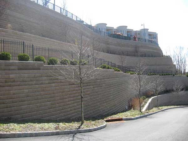 Building Tall Retaining Walls Retaining Walls