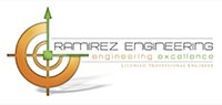 Ramirez Engineering Logo