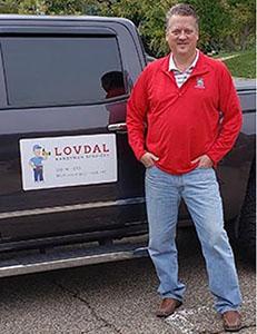 Rich Lovdal Retired