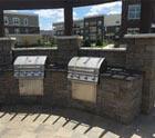 rooftop kitchen