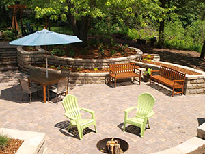 Retaining Wall Products - AB Fieldstone Collection