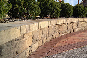 Retaining Wall Product Line