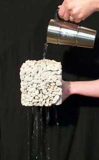 Fly Ash Concrete >> No-Fines Concrete