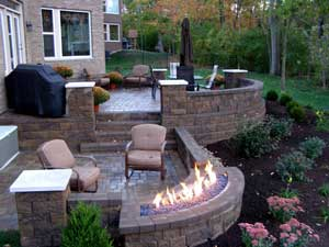 how to build a raised patio - Build A Patio