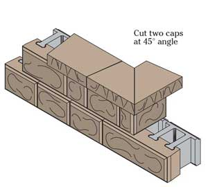 Retaining Wall Finishing Options