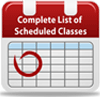 Certification Training Calendar