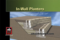 Builidng In-Wall Planters or Terraces